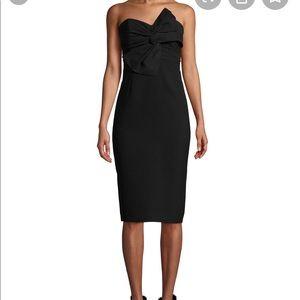 Club Monaco black cocktail dress